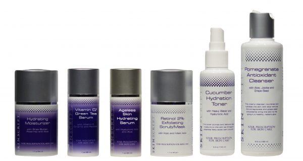 Dry Skin Care Kit – Skin Script RX