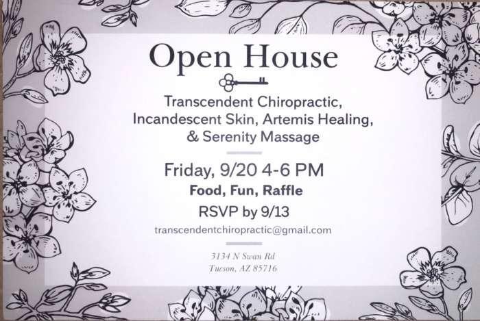 Open House Tucson