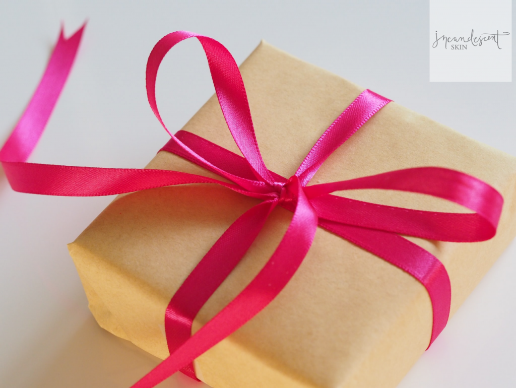 gift certificates, gift cards, self care